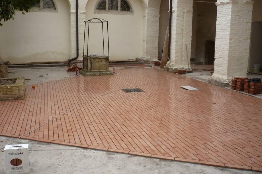 Sannini partner lampasona ceramiche balestrate palermo for Sannini impruneta