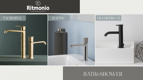 Ritmonio BATH&SHOWER